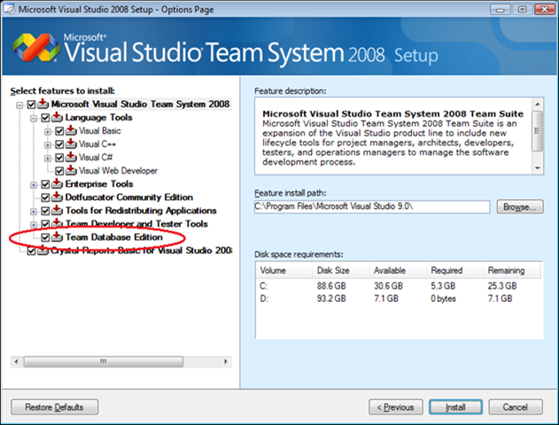 Visual Studio 2008 softwikia