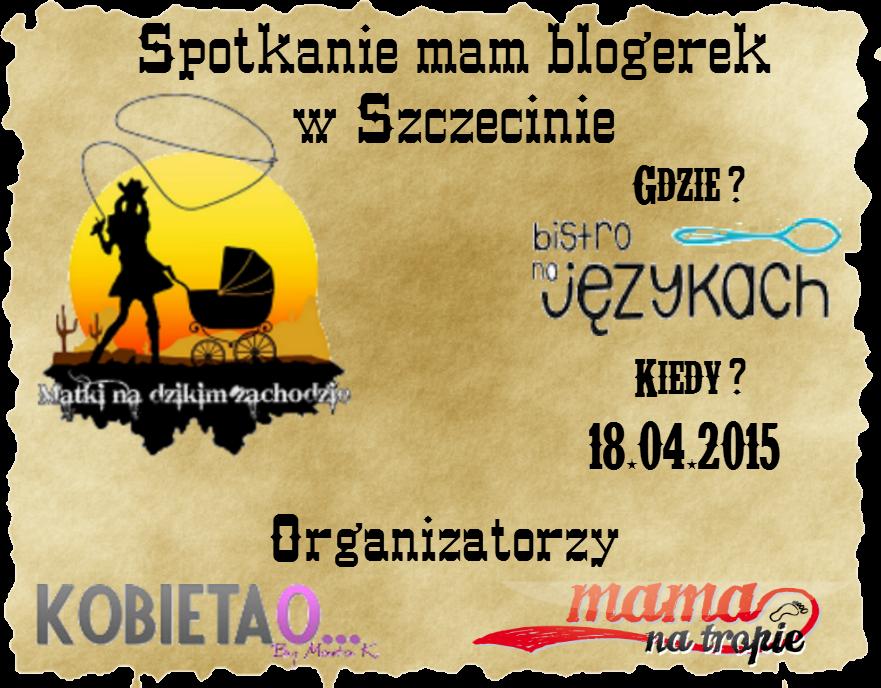Spotkanie Blogerek w Szczecinie