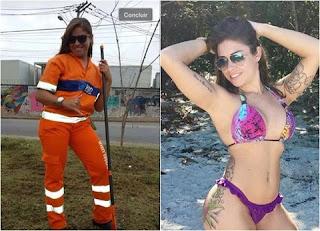 Rita Mattos decidiu fazer concurso público para gari da cidade do Rio de Janeiro, foi bem sucedida e entrou na Comlurb (Companhia Municipal de Limpeza Urbana) em 2013. Hoje, Rita tem feito muito sucesso com as fotos que posta em suas redes sociais onde é chamada de gari gata. A jovem disse que sonha em ganhar as passarelas como modelo.