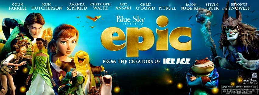 They Have A Fun Website Centered Around The Storyline Of Movie HERE Epic Is Loosely Based On William Joyces Childrens Book Leaf Men And