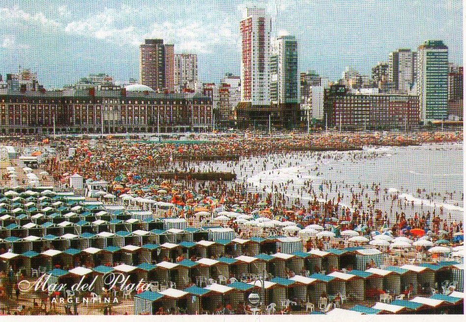 Mar Del Plata Argentina  city photo : bristol beach provincial hotel mar del plata argentina calendars ...