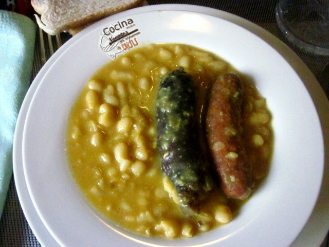 Cocina para novatos en tiempos de crisis fabada asturiana - Cocina para novatos ...