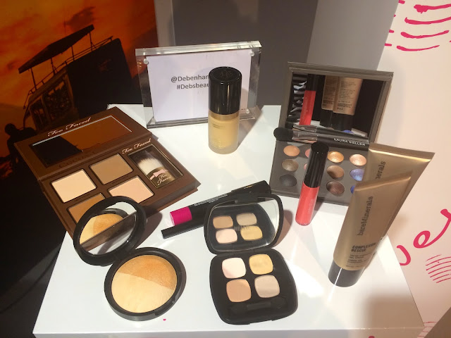 Debenhams SS15 Beauty by What Laura did Next