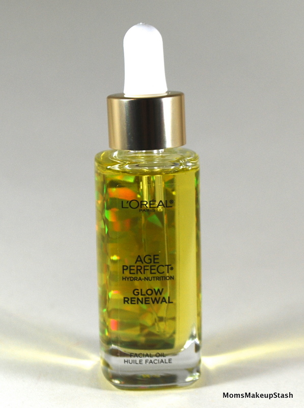 age perfect hydra nutrition facial oil