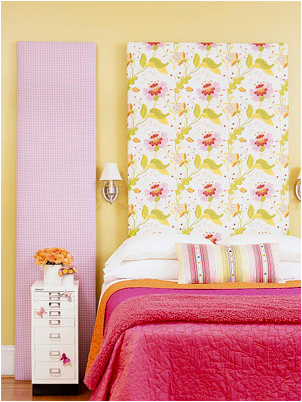 10 DIY budget friendly girls headboard ideas | Design Inspiration ...