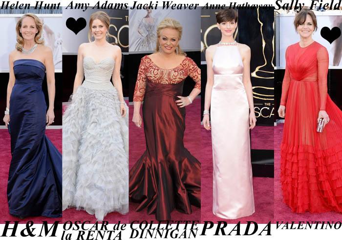 A NOITE DO OSCAR_Looks da noite_melhor do tapete vermelho_oscar 2013_o pior vestido_o melhor vestido