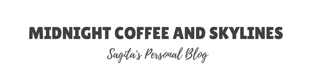 MIDNIGHT COFFEE AND SKYLINES