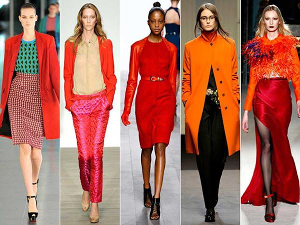 Tendencias de moda otoño - invierno