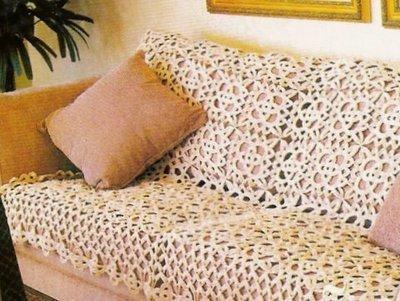 d d dicas de decora o e artesanato croch na decora o. Black Bedroom Furniture Sets. Home Design Ideas