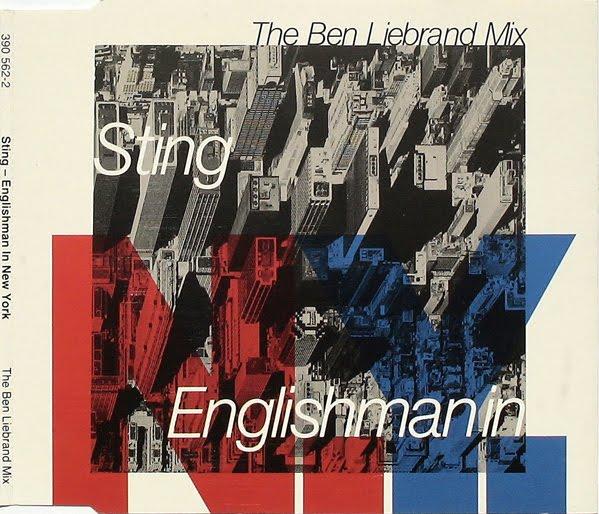 Sting englishman in new york