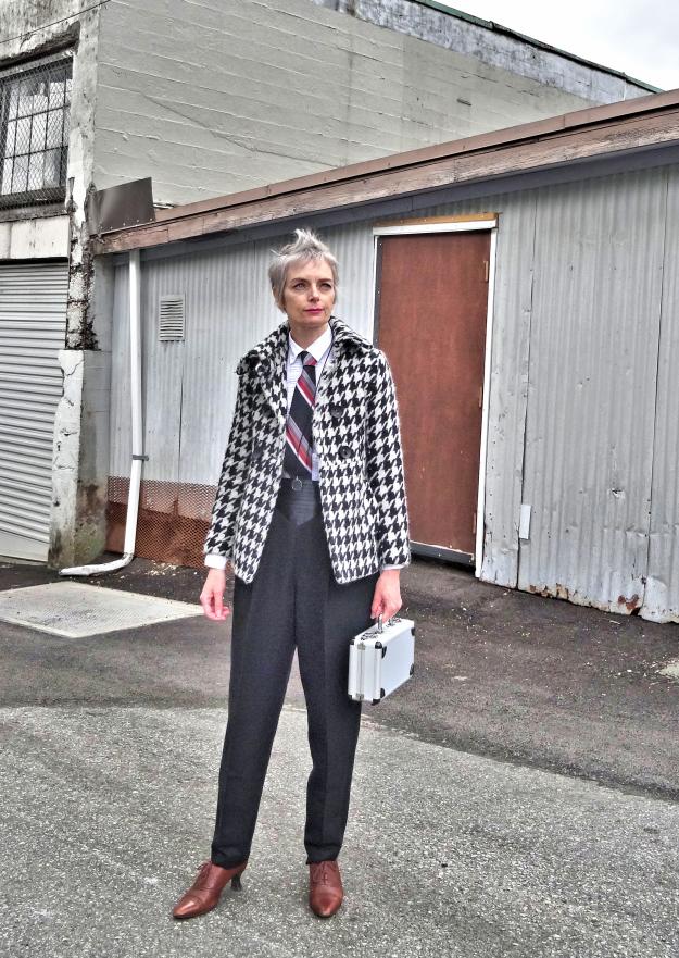 Bag and a Beret, Melanie Kobayashi