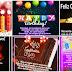 Happy Birthday - Feliz Cumpleaños - Hermosas tarjetas y postales gif animadas con frases y mensajes gratis