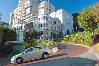 Lombard en San Francisco California