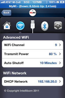 MyWi for iPhone4S