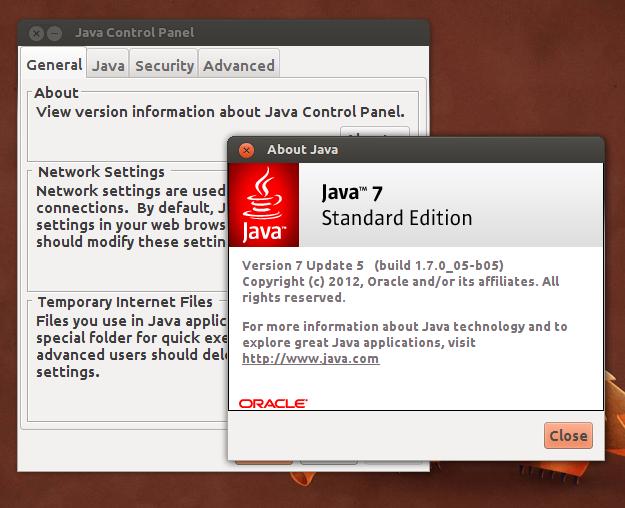 download oracle java 7 for ubuntu