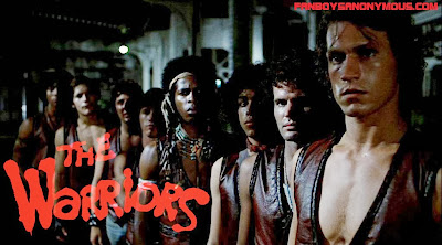 Director Walter Hill 1979 gang action thriller The Warriors