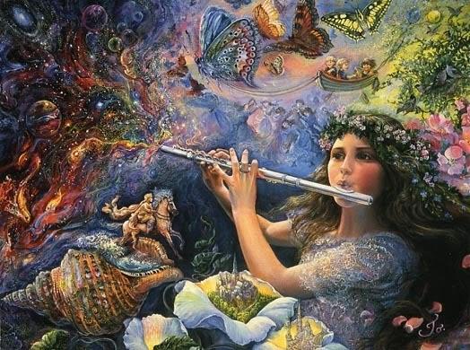 живата светлина на Хармонията