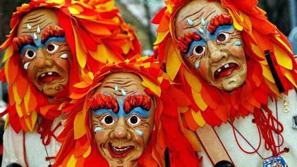 Carnaval de San juan Chamula