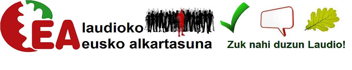 Laudioko Eusko Alkartasuna - Euskal ezker sozialdemokrata, eraldatzaile eta independentista