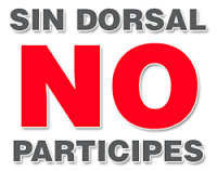 Sin dorsal NO participes