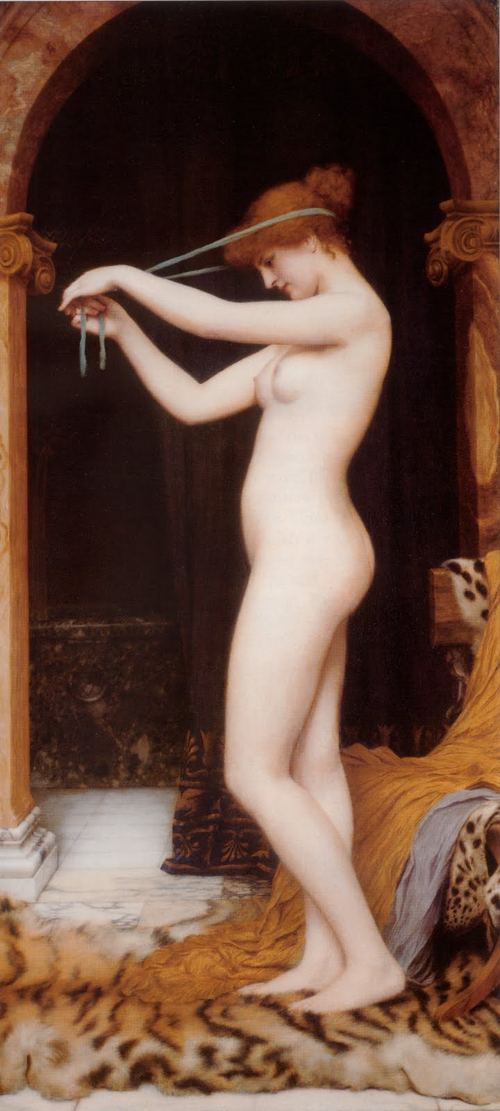 john william godward venus