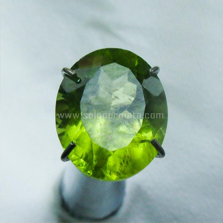 Batu Permata Green Peridot - SP995