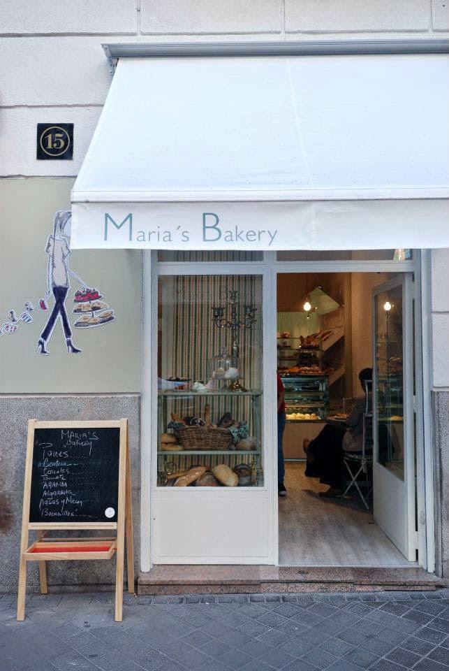 El blog de los muebles de hosteler a maria s bakery - Decoracion locales hosteleria ...