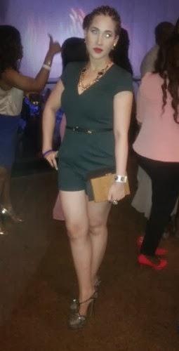 Caroline Danjuma Vs Toke Makinwa Who Wore the Jump Suit Better?