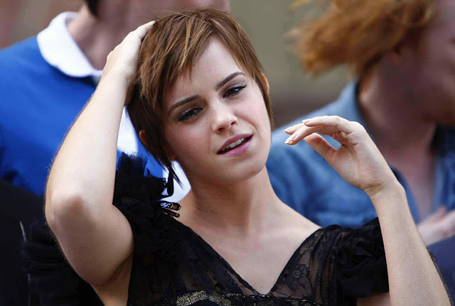Actress Emma Charlotte Duerre Watson