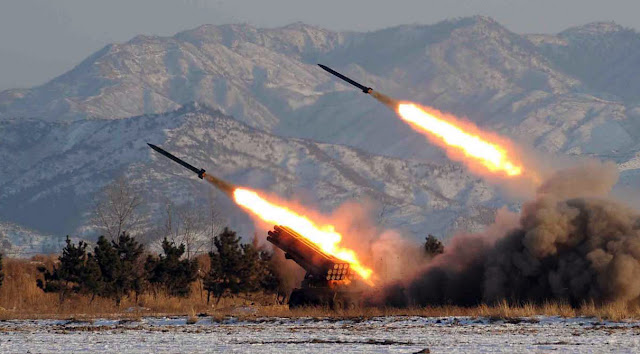 N. Korea Moves Scud And Rodong Missiles To South Border And Declares 'Quasi-state Of War'
