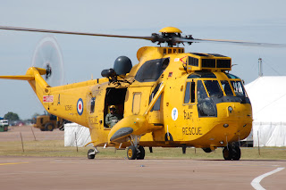 Sea King HAR Mk3 Helicopter