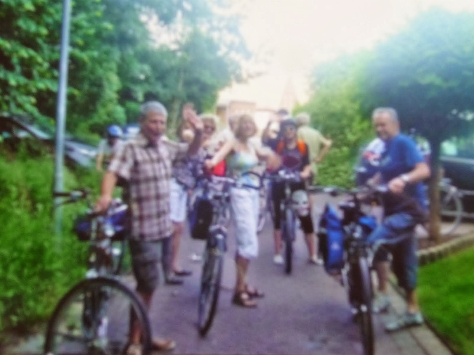 2013 Fahrradtour Lauftreff