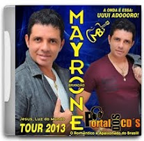 Mayrone Brandão CD 2013