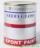 Stell Gloss Bahan Finishing Furniture Cat Duco