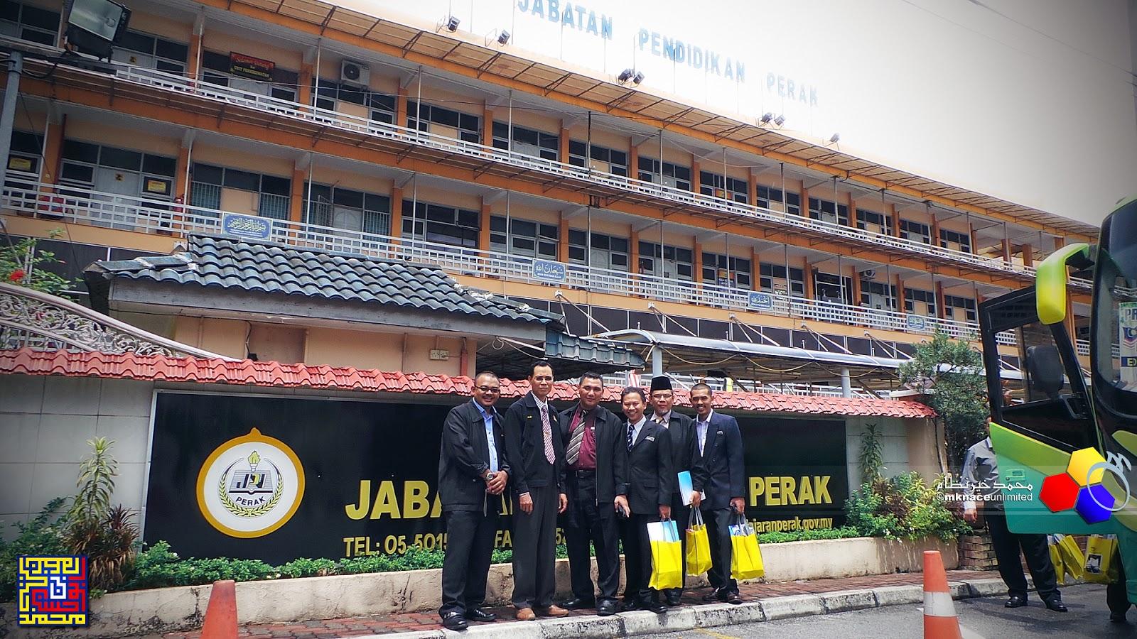 Benchmarking Perak Jabatan Pendidikan Negeri Perak