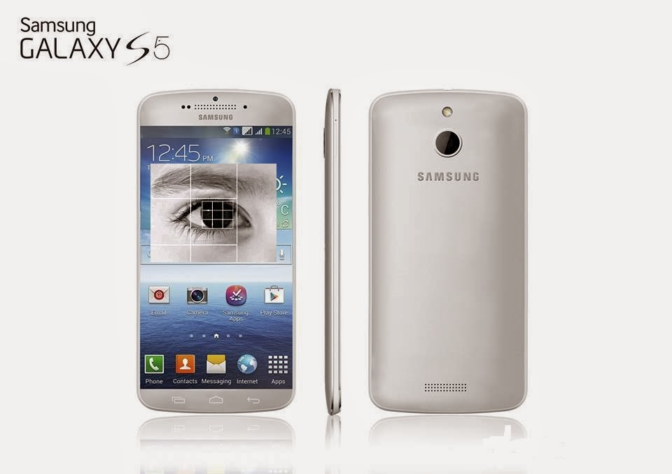 Iris scanner confirmed for the Samsung Galaxy S5