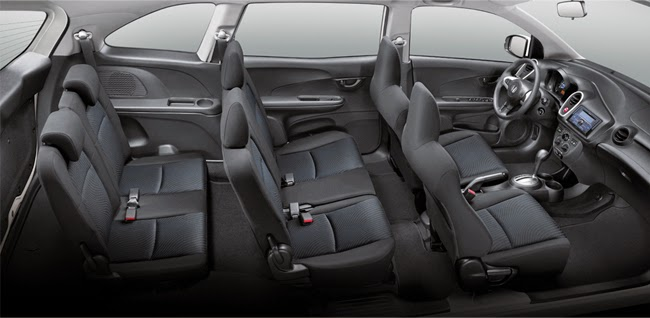 All-New Mobilio interior