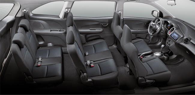 All-New Mobilio interior