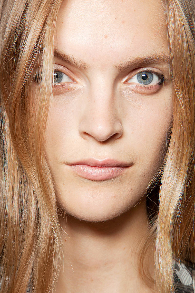 Beauty backstage edun spring new photo