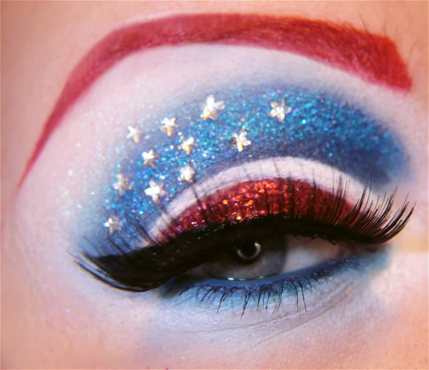 Makeup Your Jangsara Avengers Captain America