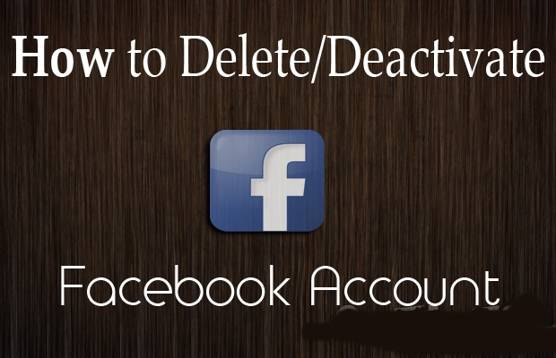How to permanently delete or deactivate facebook account new as we know facebook is the biggest social media website where people come and share their moments feelings in the form of photos and videos ccuart Image collections