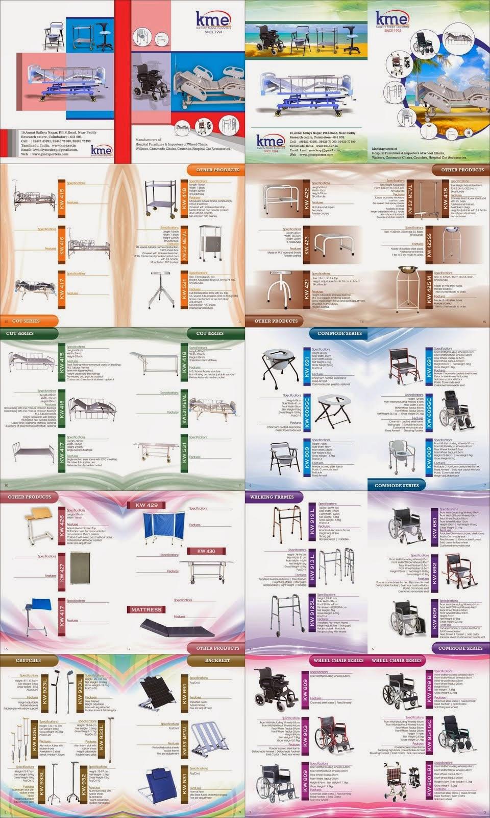Pamphlet Sample brochure – Pamphlet Sample