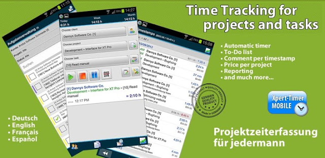 Xpert-Timer Time Tracking v3.0.2.61 APK