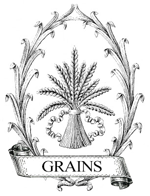 Grain Sack Printable Image Transfer