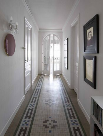 Marta decoycina como decorar pasillos largos - Como decorar un pasillo ...
