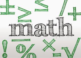Math requires focus.