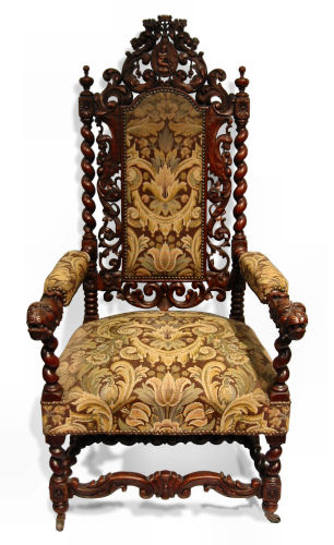 My Antique World Jacobean Style Furniture