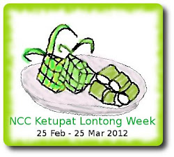 Badge Ketupat Lontong Week