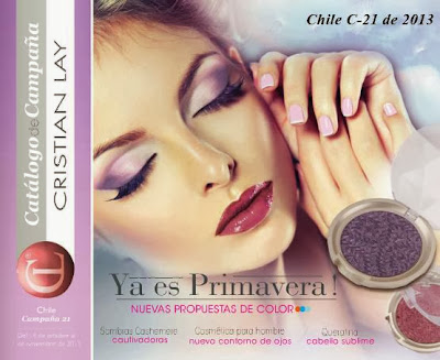 catalogo cristian lay chile C-21 2013