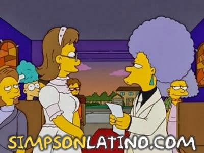 Los Simpson 16x10